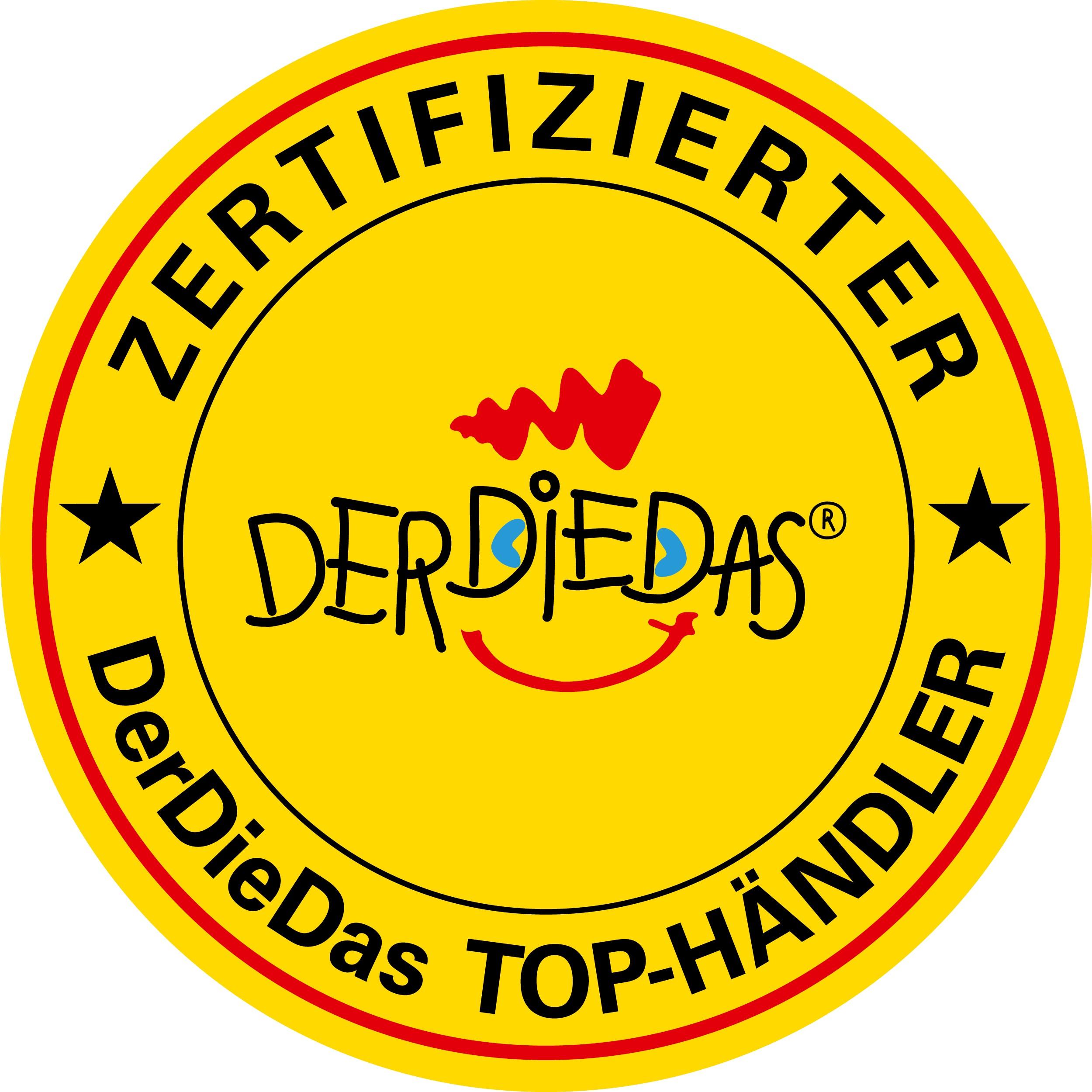 DerDieDas Zertifikat