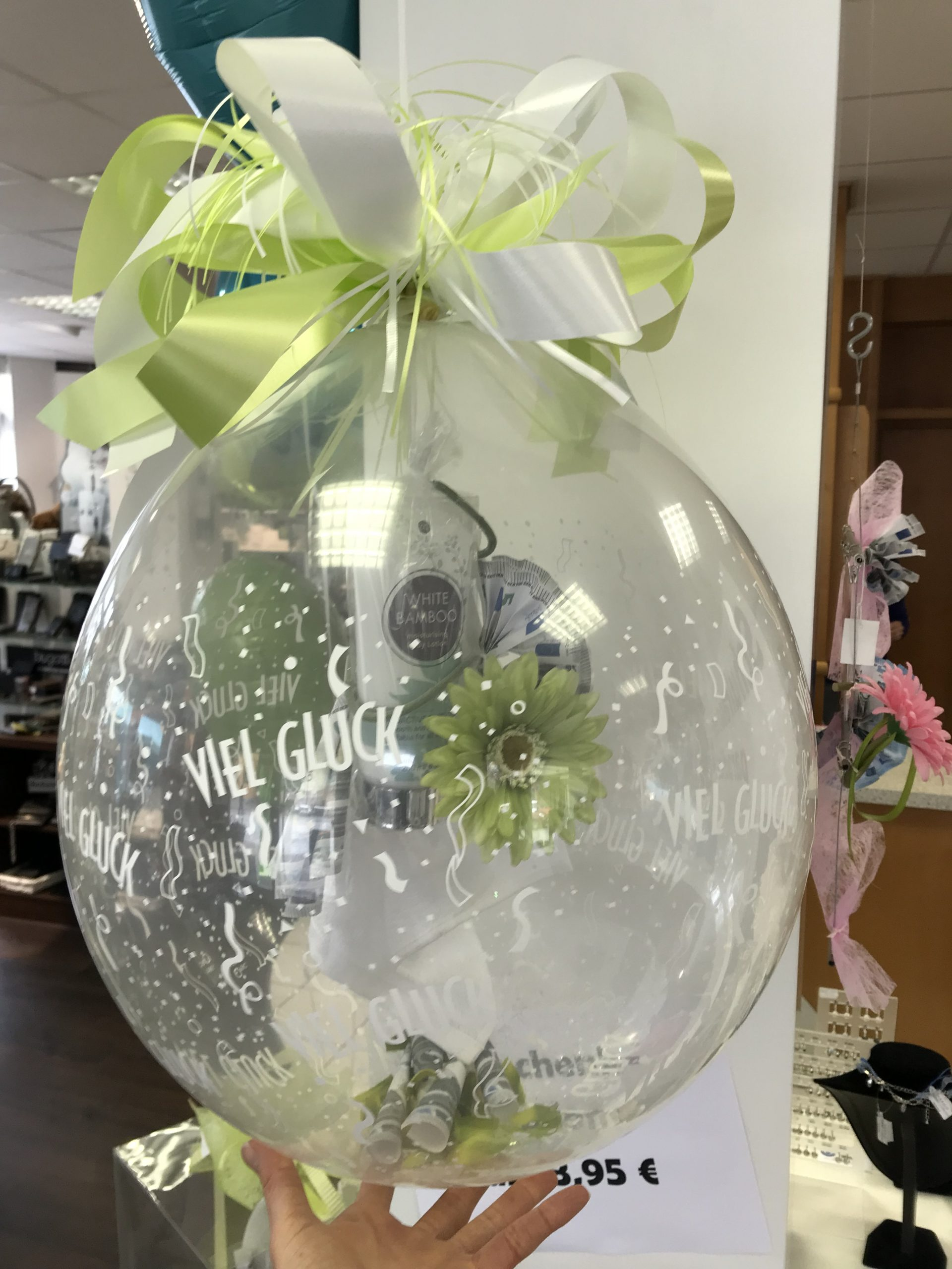 Geschenkballon Schmid Zell