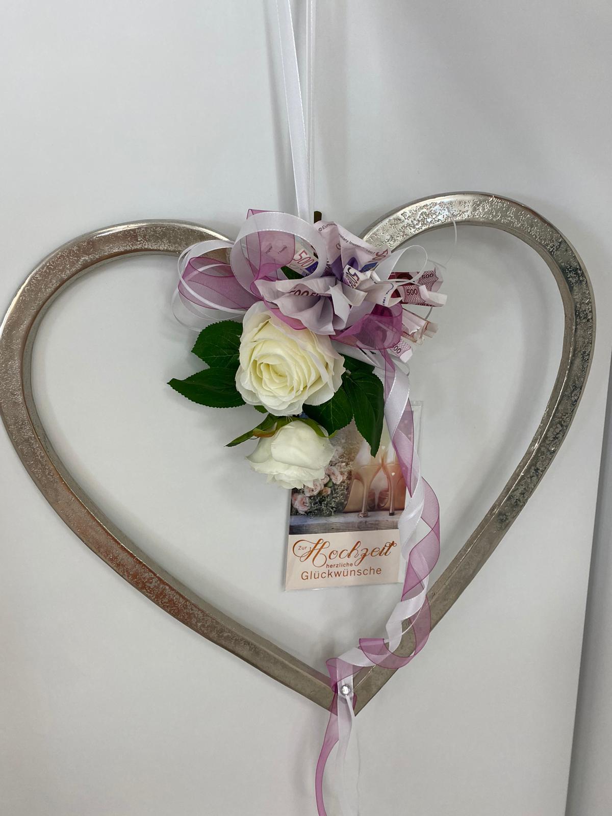 Hochzeitsgeschenk Schmid Zell